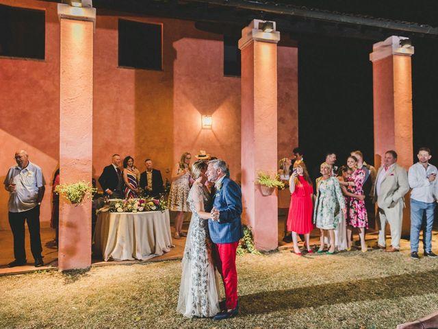 Il matrimonio di David e Kerri a Dozza, Bologna 221