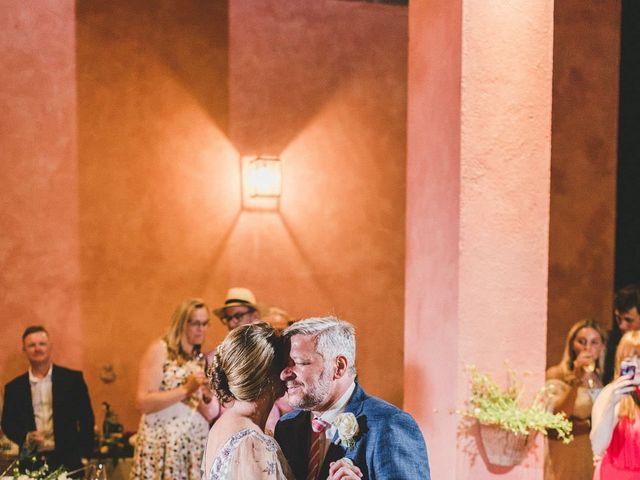 Il matrimonio di David e Kerri a Dozza, Bologna 222