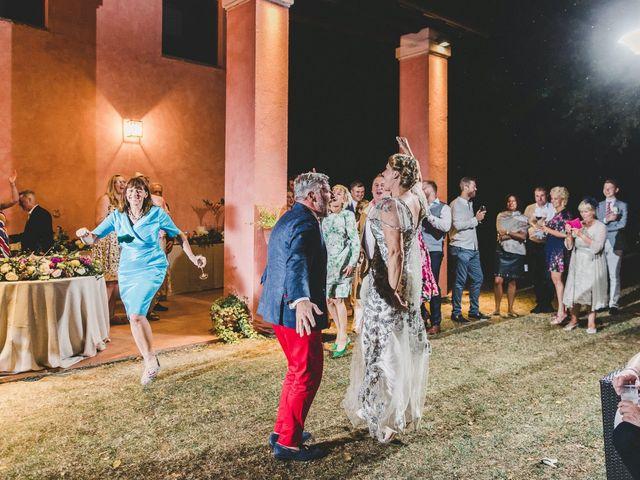 Il matrimonio di David e Kerri a Dozza, Bologna 223