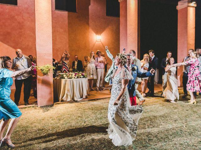 Il matrimonio di David e Kerri a Dozza, Bologna 224