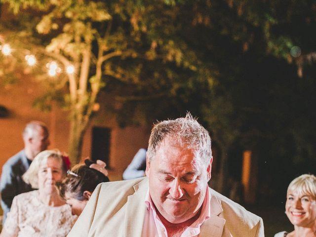 Il matrimonio di David e Kerri a Dozza, Bologna 230