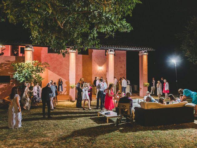 Il matrimonio di David e Kerri a Dozza, Bologna 233