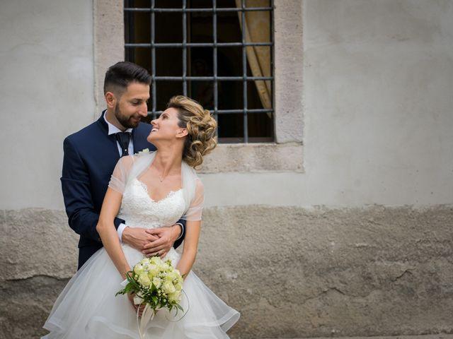 Il matrimonio di Stefano e Francesca a Canale Monterano, Roma 5