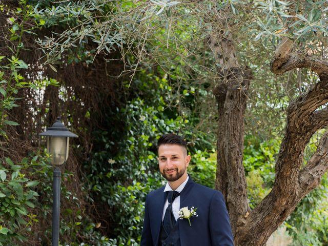 Il matrimonio di Stefano e Francesca a Canale Monterano, Roma 17
