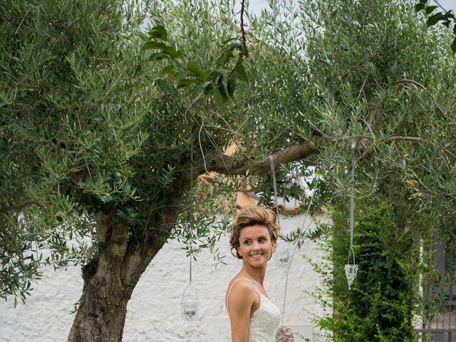 Il matrimonio di Stefano e Francesca a Canale Monterano, Roma 22