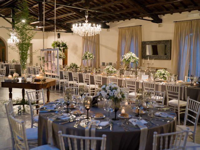 Il matrimonio di Stefano e Francesca a Canale Monterano, Roma 23