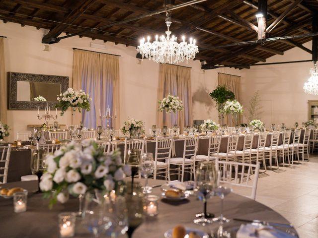 Il matrimonio di Stefano e Francesca a Canale Monterano, Roma 27