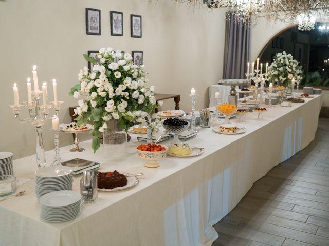Il matrimonio di Stefano e Francesca a Canale Monterano, Roma 28