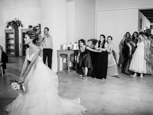 Il matrimonio di Stefano e Francesca a Canale Monterano, Roma 29