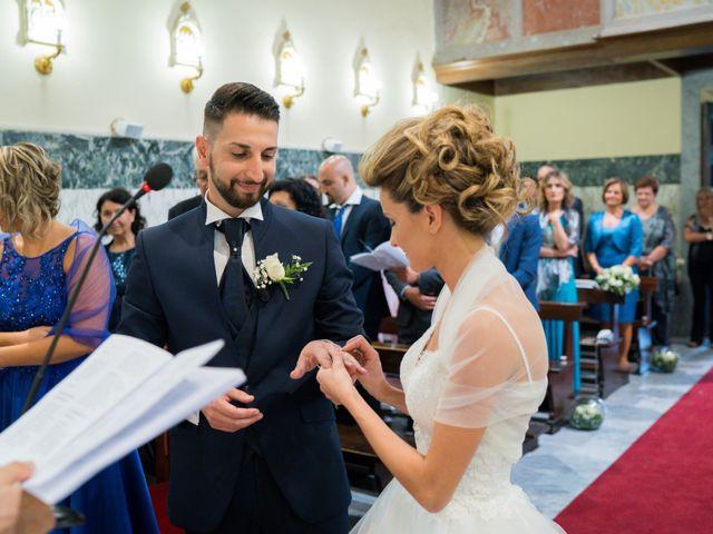 Il matrimonio di Stefano e Francesca a Canale Monterano, Roma 25