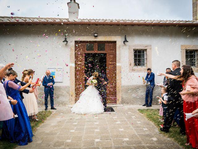 Il matrimonio di Stefano e Francesca a Canale Monterano, Roma 26