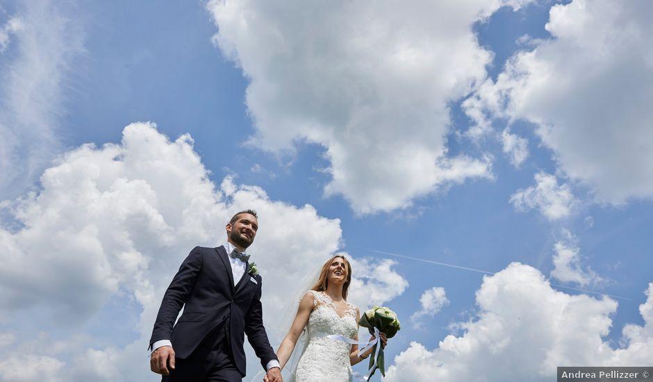 Il matrimonio di Marco e Isabella a Montebelluna, Treviso