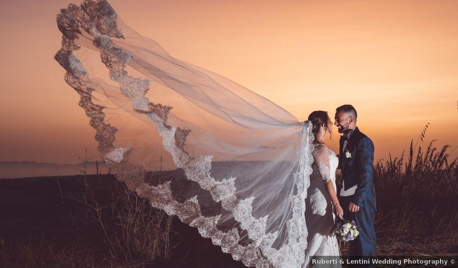 Il matrimonio di Andrea e Valentina a Collinas, Cagliari
