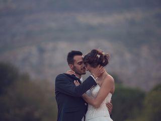 Le nozze di Katia e Cristian