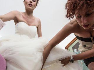 le nozze di Alessia e Lino 1