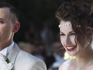 Le nozze di Morgana e Marco