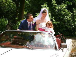 Le nozze di Lorenzo e Erika 1