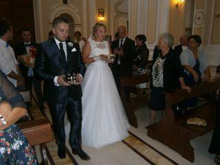 Le nozze di Michele e Tania 1