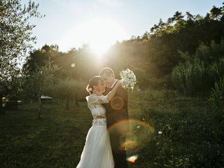 Le nozze di Cecilia e Andrea