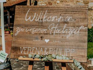 Le nozze di Verena e Philipp 2