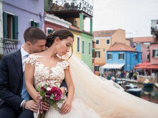 Le nozze di Ksenia e Filippo
