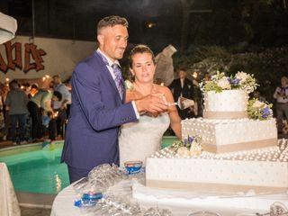 Le nozze di Stefano e Chiara 1