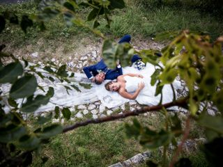 Le nozze di Stefano e Chiara