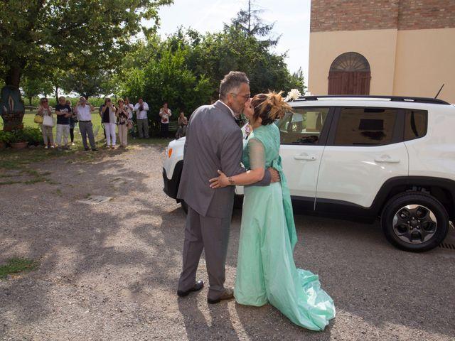 Il matrimonio di Mirko e Sara a Campogalliano, Modena 1