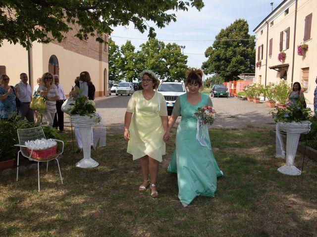 Il matrimonio di Mirko e Sara a Campogalliano, Modena 2
