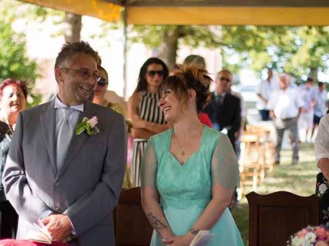 Il matrimonio di Mirko e Sara a Campogalliano, Modena 10