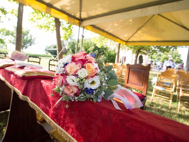 Il matrimonio di Mirko e Sara a Campogalliano, Modena 15
