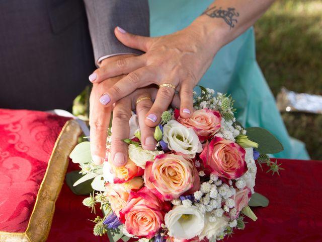 Il matrimonio di Mirko e Sara a Campogalliano, Modena 16