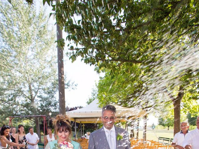 Il matrimonio di Mirko e Sara a Campogalliano, Modena 17