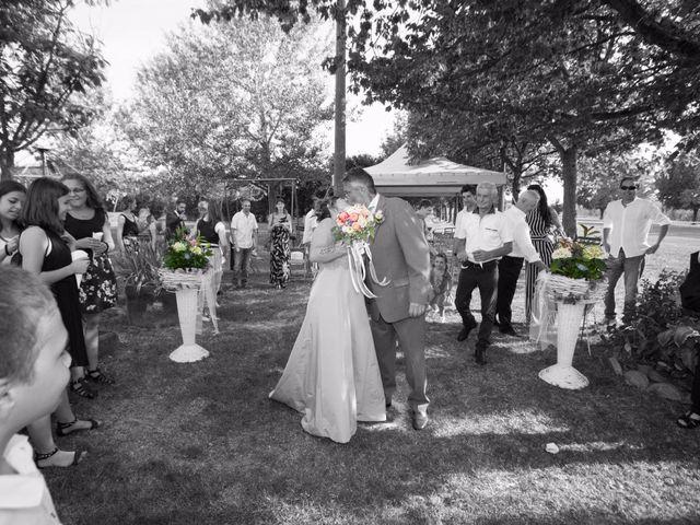 Il matrimonio di Mirko e Sara a Campogalliano, Modena 18