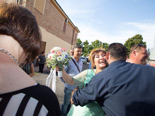 Il matrimonio di Mirko e Sara a Campogalliano, Modena 19