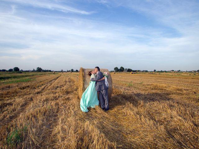 Il matrimonio di Mirko e Sara a Campogalliano, Modena 24