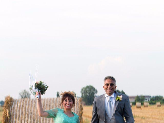 Il matrimonio di Mirko e Sara a Campogalliano, Modena 25