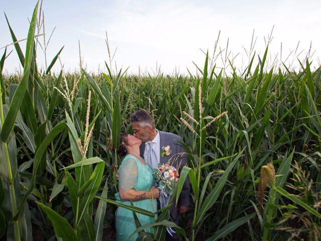 Il matrimonio di Mirko e Sara a Campogalliano, Modena 28