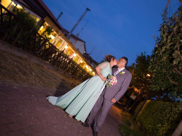 Il matrimonio di Mirko e Sara a Campogalliano, Modena 31