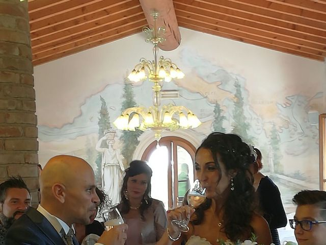 Il matrimonio di Luca e Roberta a Padenghe sul Garda, Brescia 9