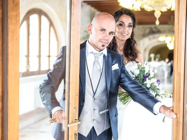 Il matrimonio di Luca e Roberta a Padenghe sul Garda, Brescia 13