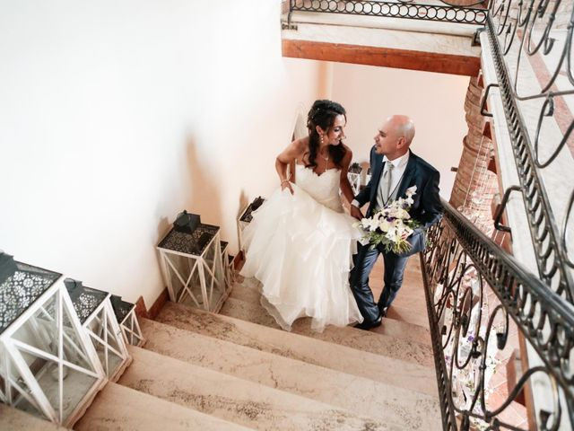 Il matrimonio di Luca e Roberta a Padenghe sul Garda, Brescia 14