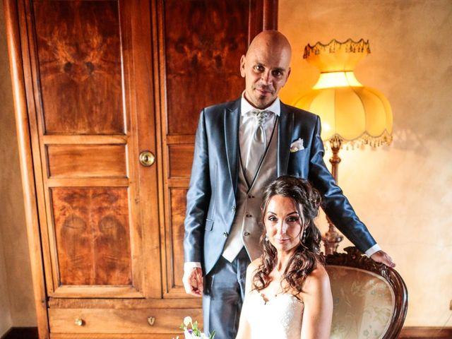Il matrimonio di Luca e Roberta a Padenghe sul Garda, Brescia 15