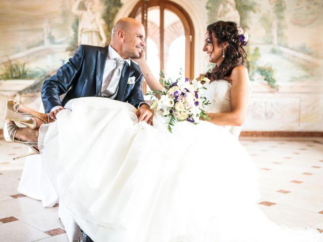 Il matrimonio di Luca e Roberta a Padenghe sul Garda, Brescia 16