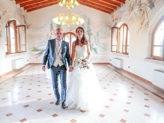 Il matrimonio di Luca e Roberta a Padenghe sul Garda, Brescia 17