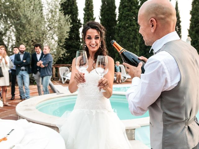 Il matrimonio di Luca e Roberta a Padenghe sul Garda, Brescia 18