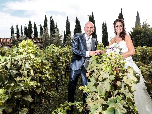 Il matrimonio di Luca e Roberta a Padenghe sul Garda, Brescia 20