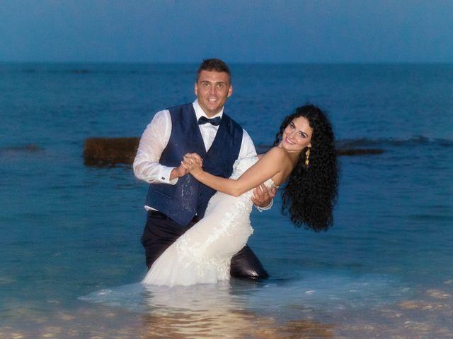 Le nozze di Martina e Sebastiano