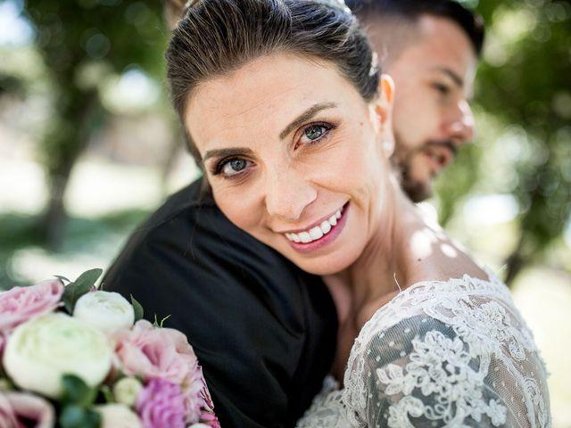 Le nozze di Emanuela e Sandro