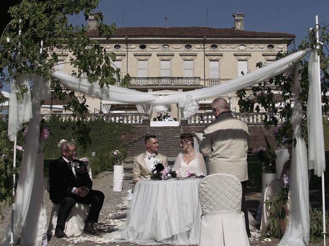 Il matrimonio di Marco e Morgana a Mazzano, Brescia 13